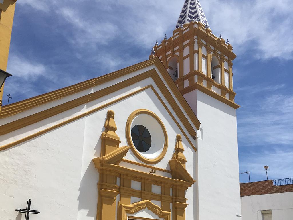 Iglesia de Nuestra Señora de la Piedad, Santa Bárbara de Casa