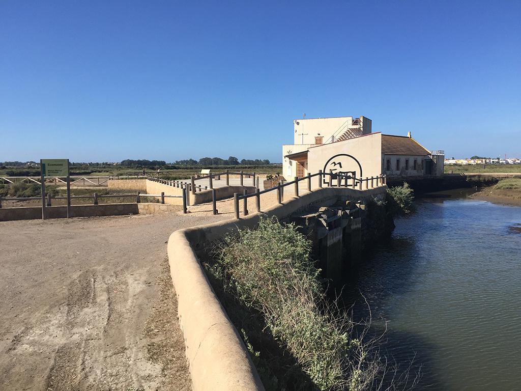 Ecomuseo y molino mareal El Pintado